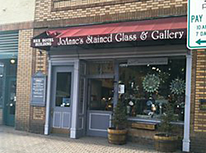 joanne's stained glass gallery truckee image