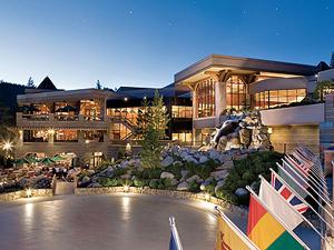 tahoe resort at squaw creek image