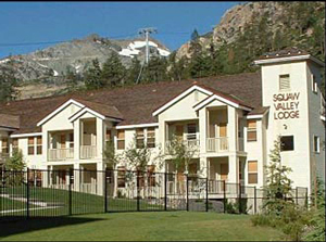 tahoe truckee squaw valley lodge image