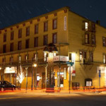 the truckee hotel image for truckee - tahoe lodging website page