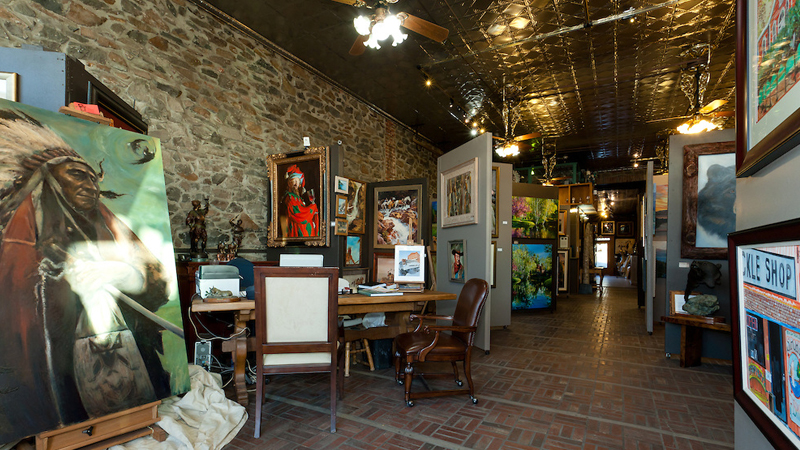 truckee art galleries slider