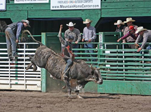 40th Annual Truckee, CA Championship Rodeo