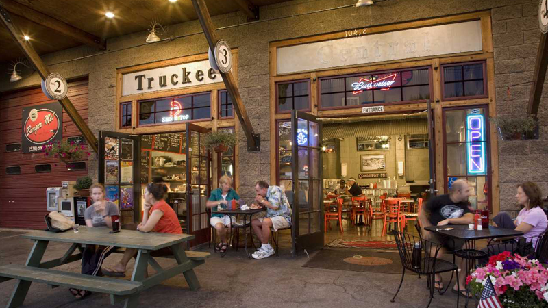 Best Restaurants Near Truckee Ca