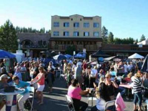 Downtown Truckee Thursdays Street Fair & Farmers Market