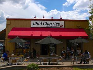 truckee wild cherries coffee-house image