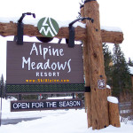 alpine meadows ski resort lake tahoe image