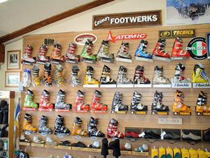 cosmo's custom footwerks truckee image