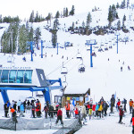 donner ski ranch lake tahoe image