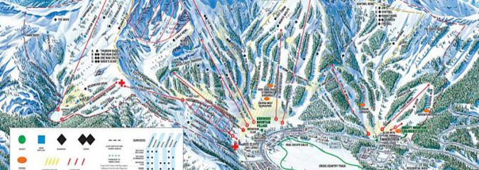 Truckee tahoe ski resorts archives for Kirkwood elevation