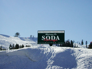 soda springs ski resort lake tahoe image