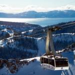 squaw valley ski resort lake tahoe image