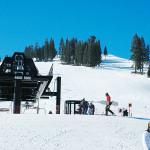 tahoe donner ski resort image