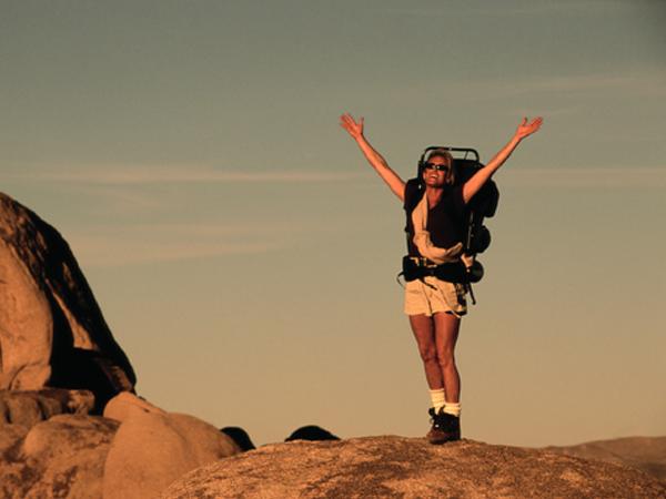 tahoe truckee backpacking image