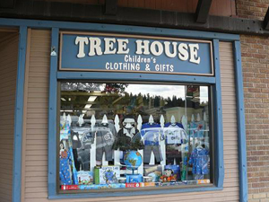 the tree house children's clothing & gifts truckee image