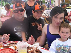 6th Annual Father's Day Truckee Ribfest & BBQ