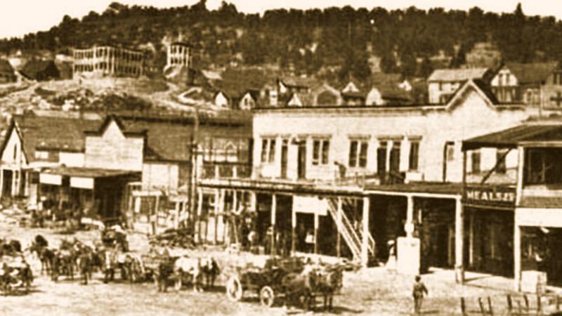 Truckee History