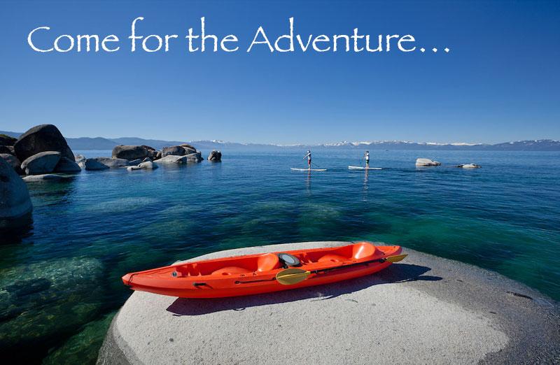 truckee tahoe adventure image