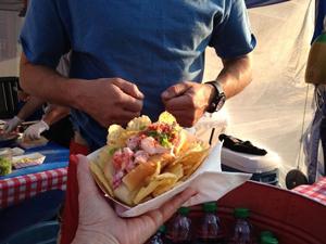 downtown truckee thursdays food image