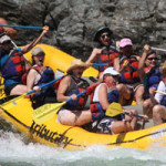 tributary whitewater tours truckee river rafting image