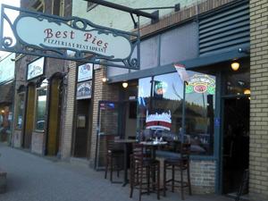 Truckee Best Pies New York Style Pizzeria Restaurant Image